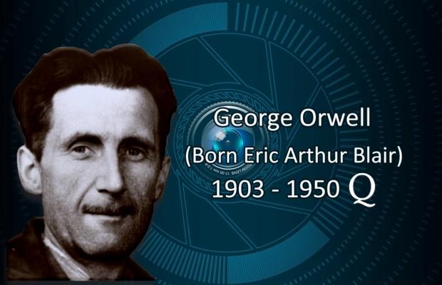 George Orwell (1903 - 1950)