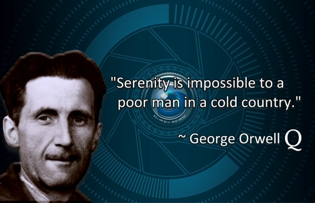 Featured image: Serenity is impossible to poor man in a cold country
