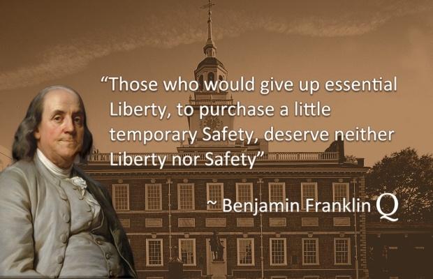 Benjamin Franklin - Featured Image